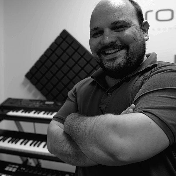 Jorge Rodrigues- Músico e Produtor
