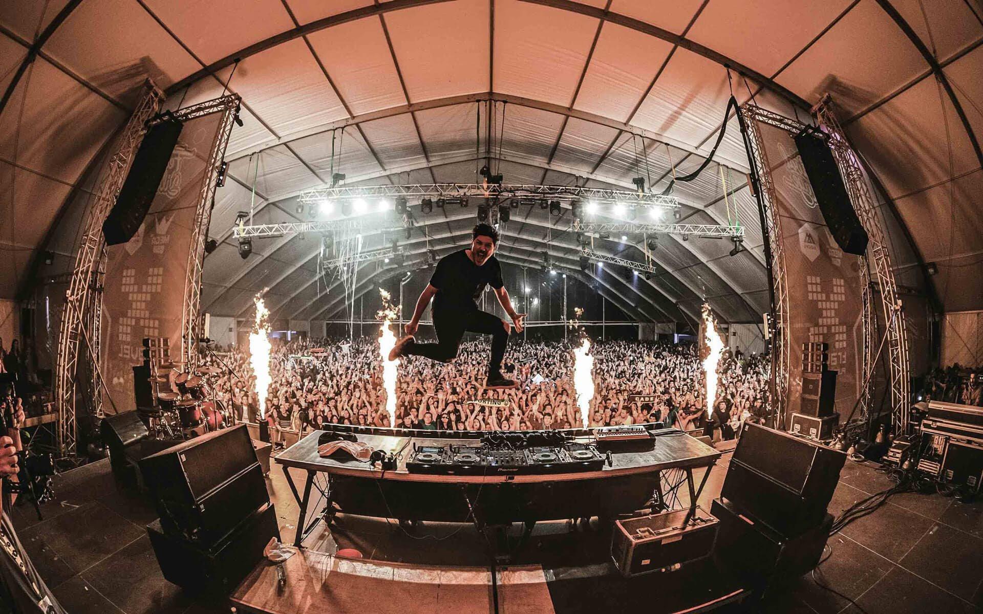 Slider Curso Premium DJ