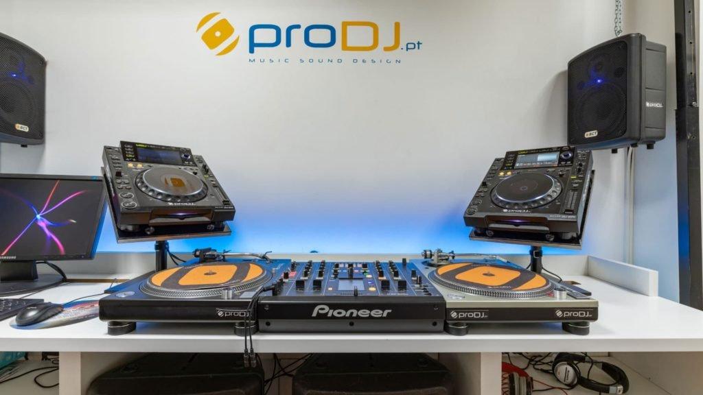 ProDJ - Aluguer de Equipamentos