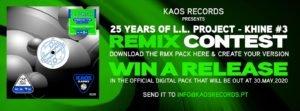 kaos remix contest