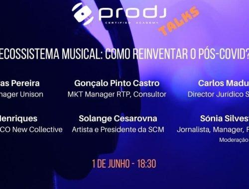 ProDJ Talks